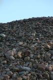 Grande pile des roches Photo libre de droits