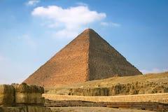 Grande pirâmide Fotos de Stock