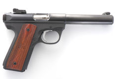 Grande pistola fotos de stock royalty free
