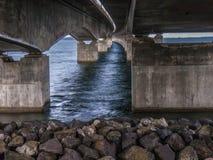 Grande ponte da correia jpg imagens de stock royalty free