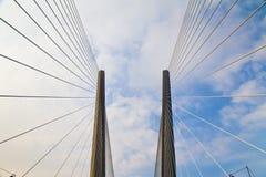Grande ponte del tipo Immagini Stock