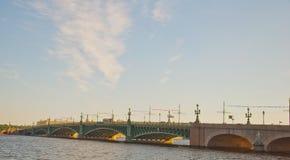 Grande ponte levadiça Fotografia de Stock Royalty Free