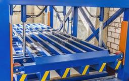 Grande presse industrielle image stock