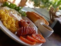 Grande prima colazione Fotografie Stock