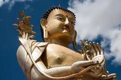 Grande primo piano di Buddha fotografia stock libera da diritti