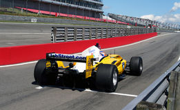 Grande Prix automobile di A1 Fotografia Stock