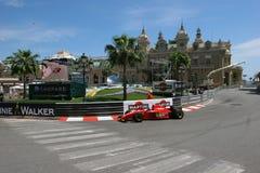 Grande Prix Historique Monte Carlo Fotografia Stock Libera da Diritti