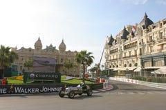 Grande Prix Historique Monte Carlo Immagine Stock Libera da Diritti