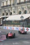 Grande Prix Historique Monte Carlo Fotografia Stock