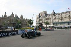 Grande Prix Historique Monte Carlo Fotografie Stock Libere da Diritti