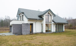 Grande résidence images stock