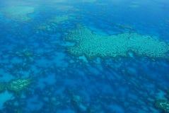Grande recife de barreira - Austrália fotos de stock