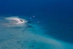 Grande recife de coral Imagens de Stock Royalty Free