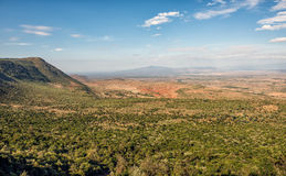 Grande Rift Valley, Kenya Immagini Stock Libere da Diritti