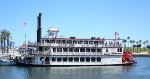 Grande Riverboat Romance Fotografia Stock