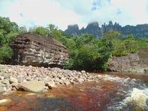 Grande roccia Fotografie Stock Libere da Diritti