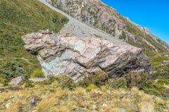 Grande roche photographie stock libre de droits