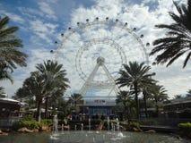 A grande roda de Ferris fotografia de stock royalty free