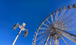 Grande rotella di Brighton Fotografia Stock
