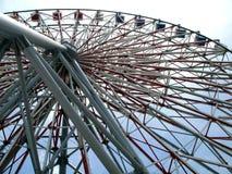 Grande rotella di Ferris Fotografia Stock