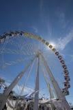 Grande roue à Cannes, France Image stock
