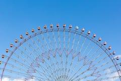 Grande roue à Osaka images stock