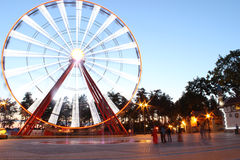 Grande roue Images stock
