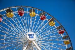 Grande roue au parc Pacifique Photographie stock
