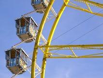 Grande roue chez l'Oktoberfest, Munich, Allemagne Photos libres de droits