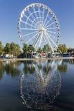 Grande roue de Montréal Canada photo libre de droits