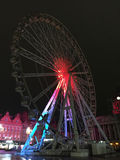 Grande roue de Nottingham Photos stock