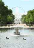 Grande Roue de Paris Stock Photo