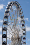 Grande roue de Seattle Images stock