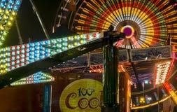 Grande roue 100% frais Photo libre de droits
