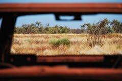 Grande route centrale photo stock