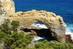 Grande route d'océan, Australie Image libre de droits