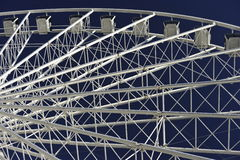 Grande ruota, Seattle, U.S.A. immagine stock