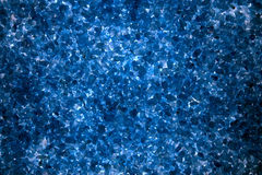 Grande sal azul da textura Imagem de Stock