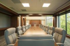 Grande sala de conferências imagens de stock royalty free