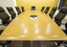 Grande salle de réunion  Photographie stock