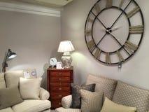 Grande salotto dell'orologio Fotografia Stock