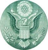 Grande selo de Estados Unidos Fotografia de Stock