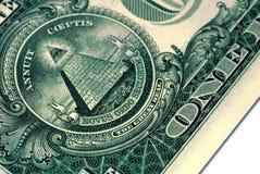 Grande selo dos Estados Unidos Fotografia de Stock Royalty Free