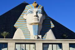 Grande Sfinge del primo piano di Giza Fotografie Stock