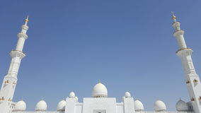 Grande Sheikh Zayd Mosque Immagini Stock Libere da Diritti