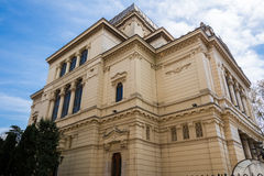 Grande sinagoga de Roma Fotografia de Stock Royalty Free