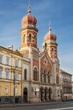 Grande sinagoga di Plzen Immagine Stock Libera da Diritti