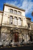 Grande sinagoga di Roma Fotografia Stock