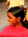 Grande sorriso Immagini Stock Libere da Diritti
