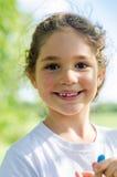 Grande sorriso Fotografia Stock